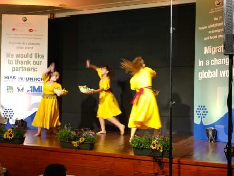 הכנס הבינלאומי של מכון ההגירה ושילוב חברתי